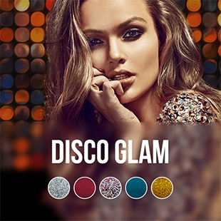 Pink Gellac Disco Glam Color Collection