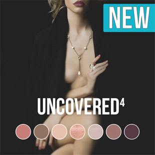 Uncovered4 gel nail polish color collection