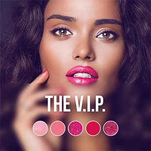 V.I.P. gel nail polish color collection