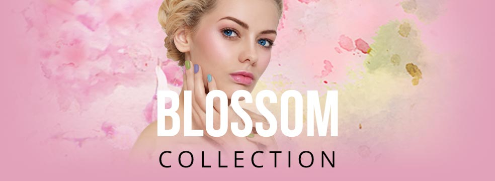Blossom Gel Polish Color Collection
