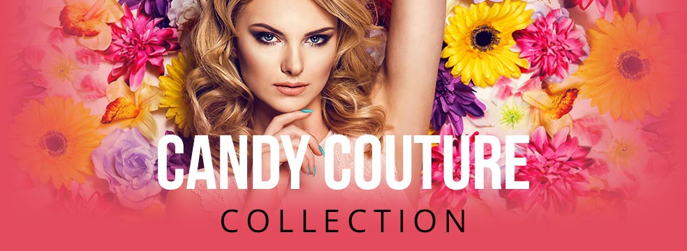 Candy Couture Gel Polish Color Collection