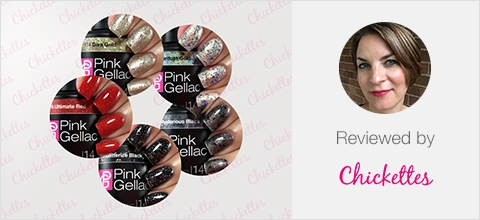 Pink Gellac Glamourize Collection Review 01
