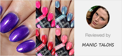 Pink Gellac Ibiza Summer Collection Review 02