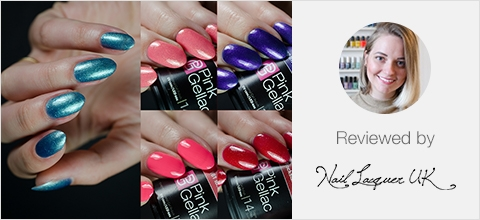 Pink Gellac Ibiza Summer Collection Review 03