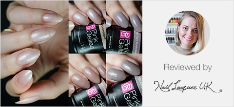 Pink Gellac Uncovered Collection Review 02